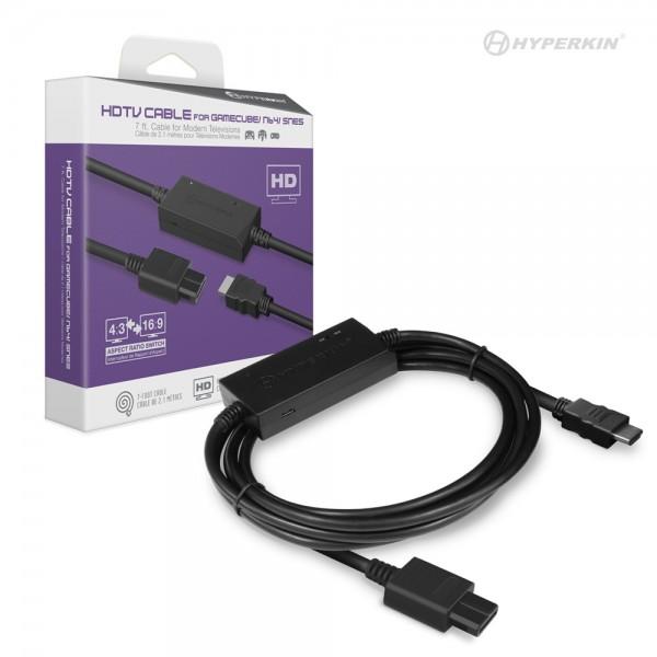 GameCube®/ N64®/スーパーファミコン®専用HDMIケーブル