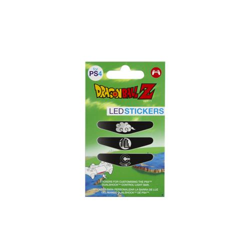 FR-TEC / Blade DUALSHOCK®4用 ドラゴンボールZ LED ステッカー 3種セット