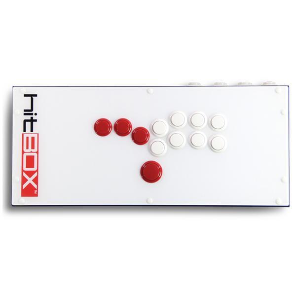 hitBOX PS4 / PC / Switch®対応 レバーレスゲームコントローラー